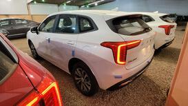 هافال جوليان Basic 2022 ستاندر سعودي للبيع في الرياض - السعودية - صورة صغيرة - 4