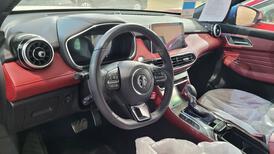 MG HS LUX 2021 فل سعودي للبيع في الرياض - السعودية - صورة صغيرة - 12