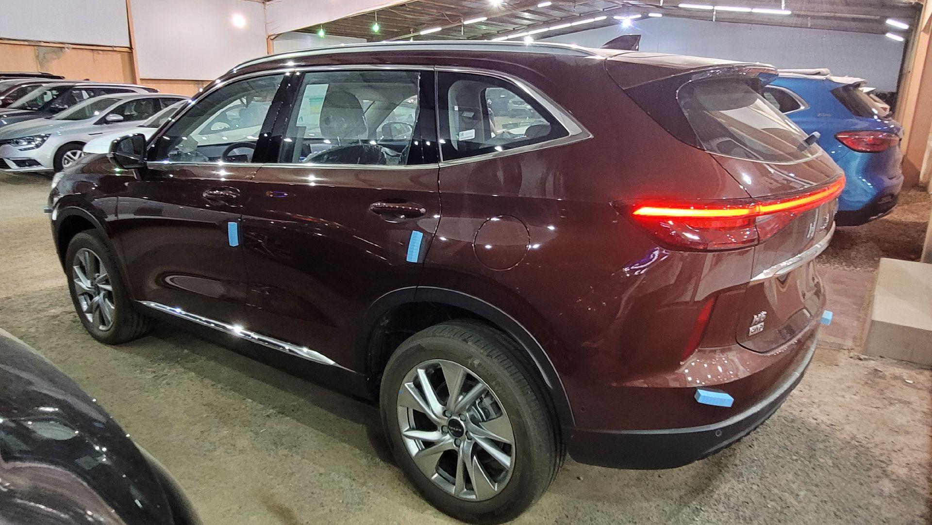 مباع - هافال H6 الشكل الجديد Premium 2022 فل سعودي للبيع في الرياض - السعودية - صورة كبيرة - 7
