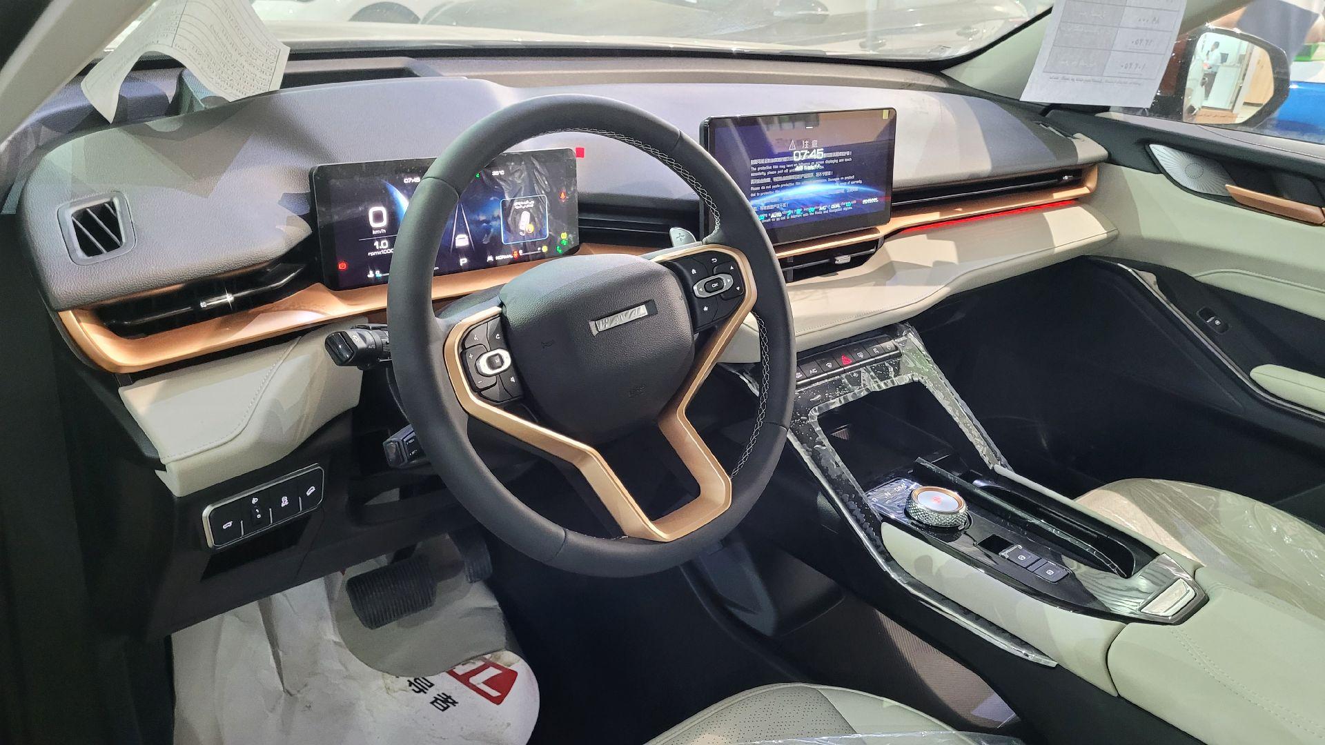 مباع - هافال H6 الشكل الجديد Premium 2022 فل سعودي للبيع في الرياض - السعودية - صورة كبيرة - 15