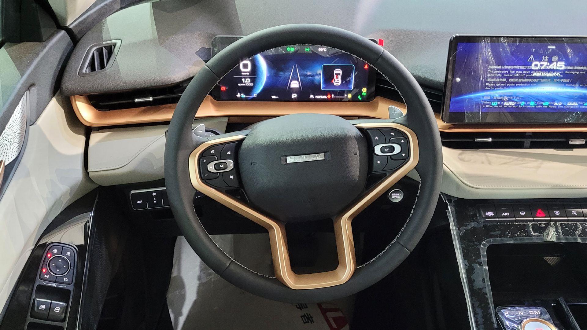 مباع - هافال H6 الشكل الجديد Premium 2022 فل سعودي للبيع في الرياض - السعودية - صورة كبيرة - 18