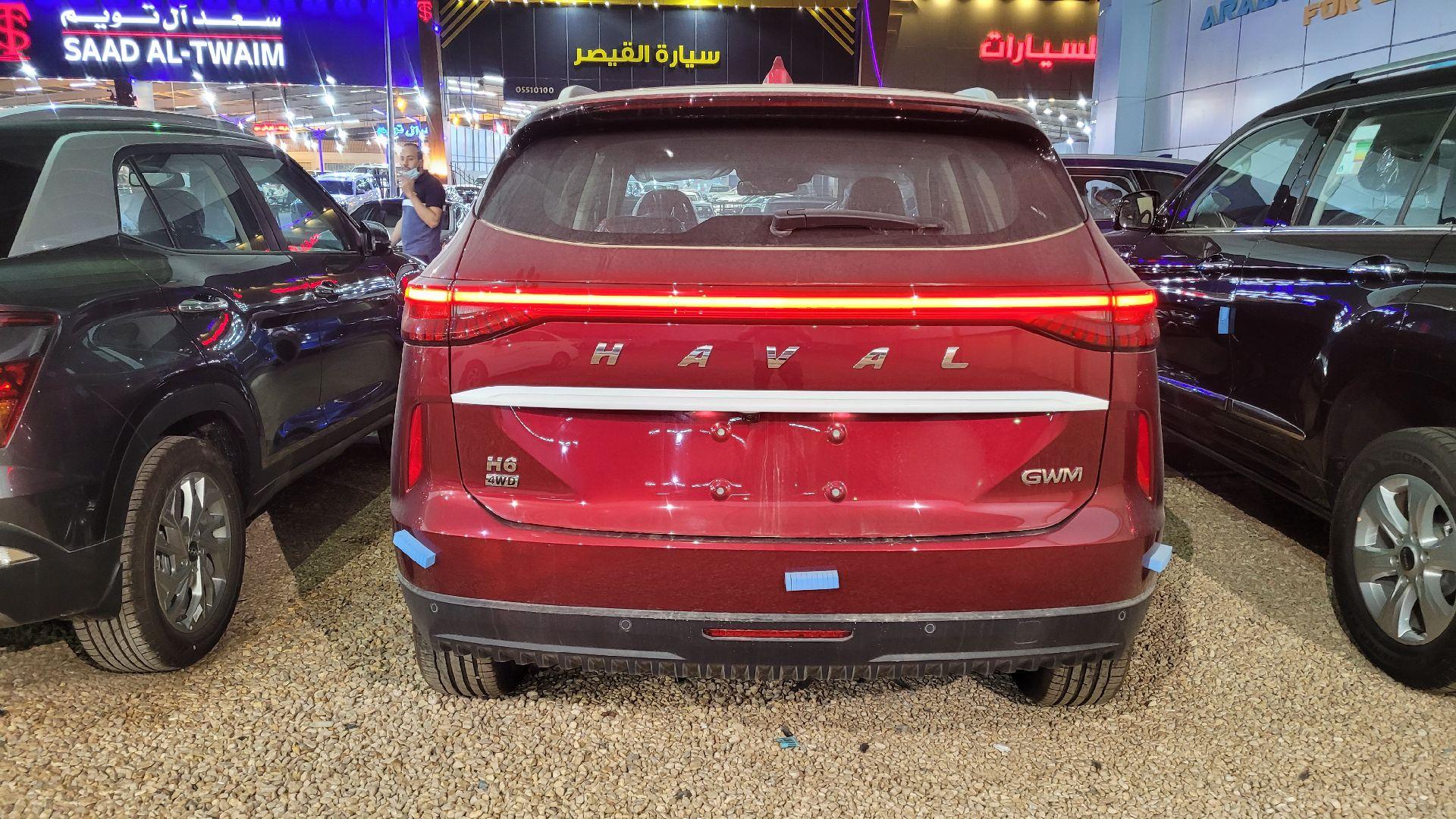 هافال H6 بانوراما 2021 فل سعودي للبيع في الرياض - السعودية - صورة كبيرة - 7