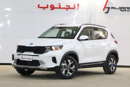 كيا سونيت LX 2021 ستاندر سعودي