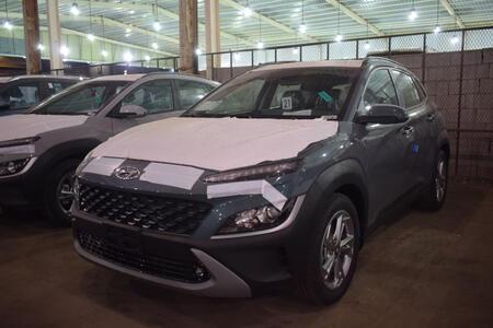 سيارة هونداي كونا سمارت 2022 ستاندر سعودي للبيع