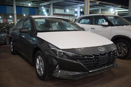 سيارة هونداي النترا Smart 2022 ستاندر سعودي للبيع