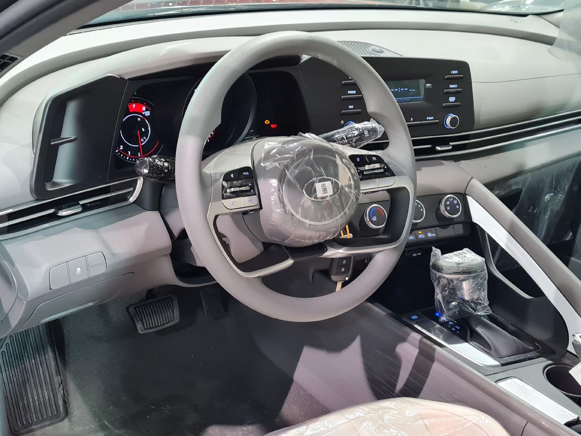 هونداي النترا Smart 2021 ستاندر سعودي للبيع في الرياض - السعودية - صورة كبيرة - 8