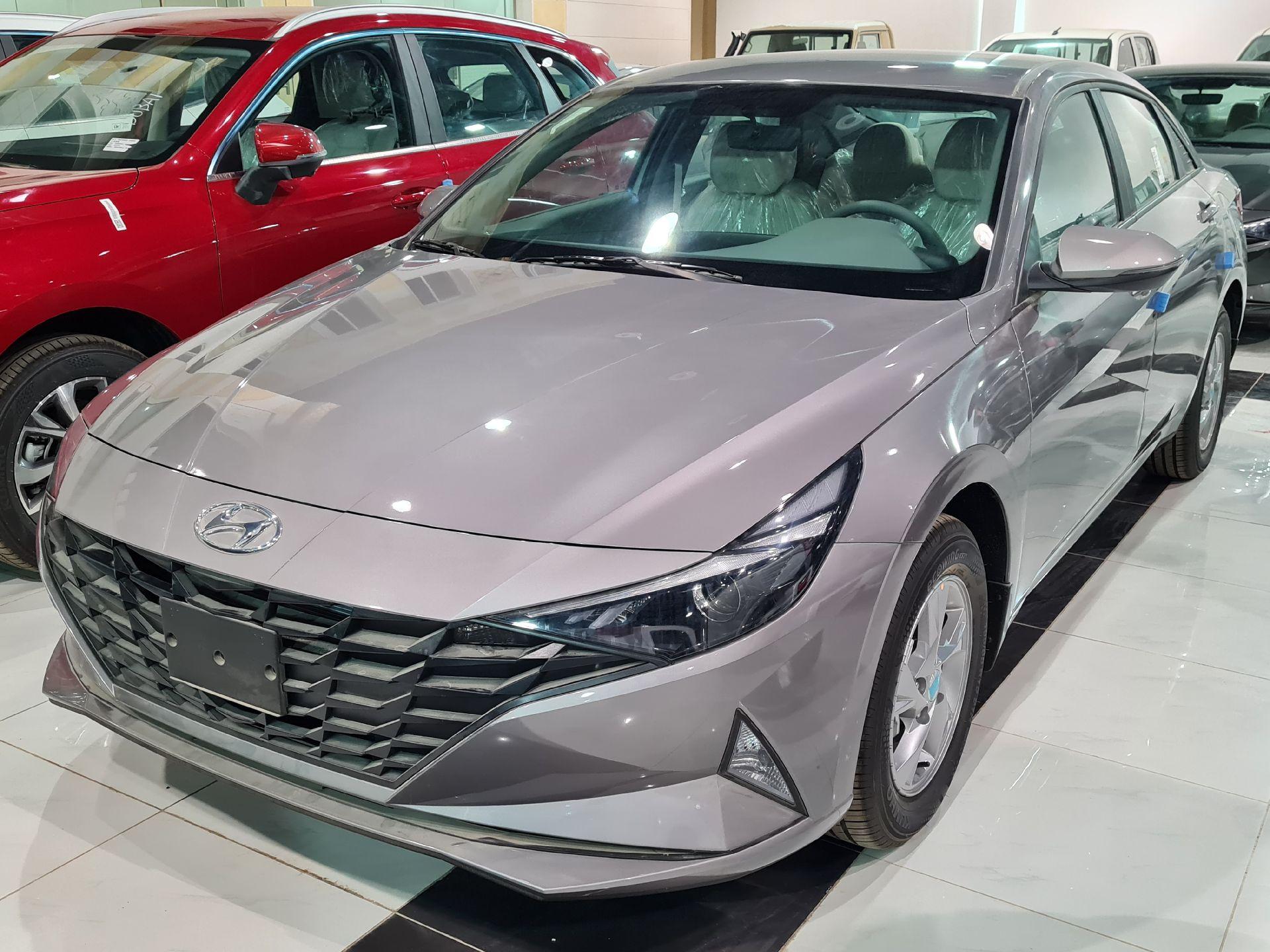 هونداي النترا Smart 2021 ستاندر سعودي للبيع في الرياض - السعودية - صورة كبيرة - 1