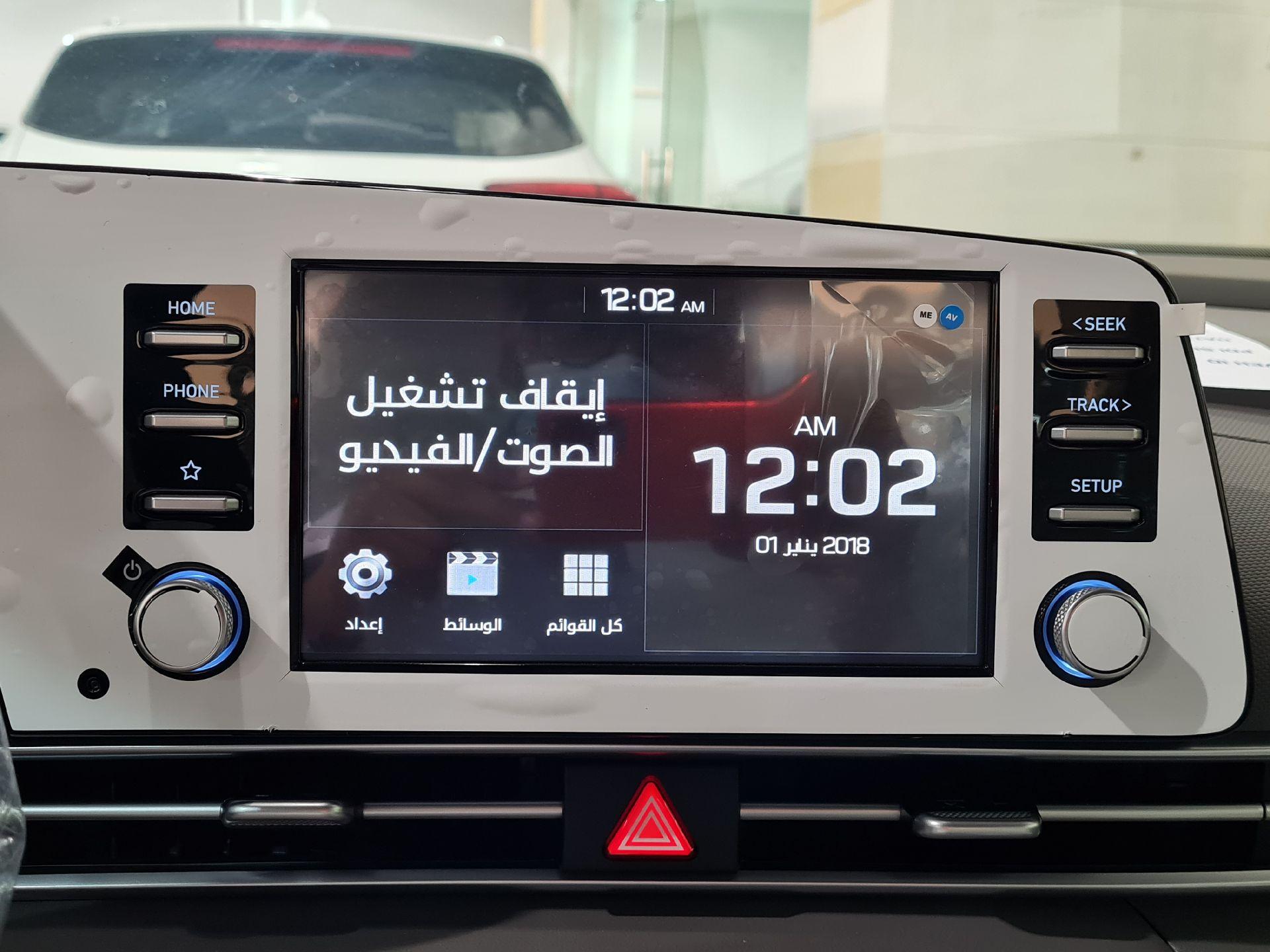 هونداي النترا 2022 للبيع للبيع في الرياض - السعودية - صورة كبيرة - 8