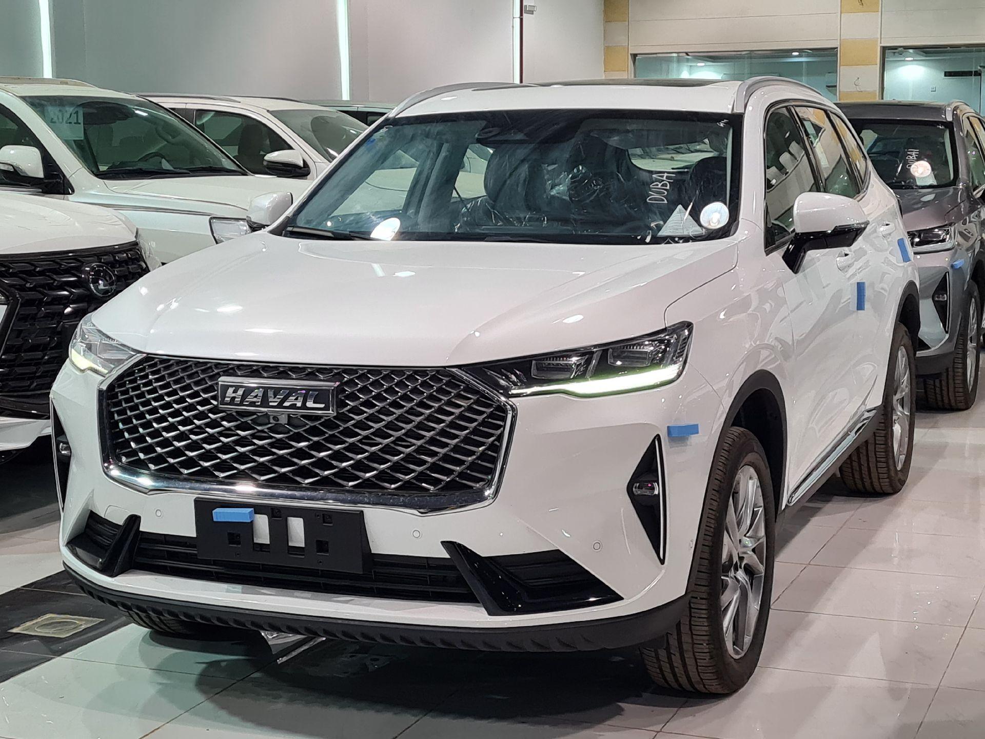 هافال H6 الشكل الجديد Premium 2022 فل سعودي للبيع في الرياض - السعودية - صورة كبيرة - 1