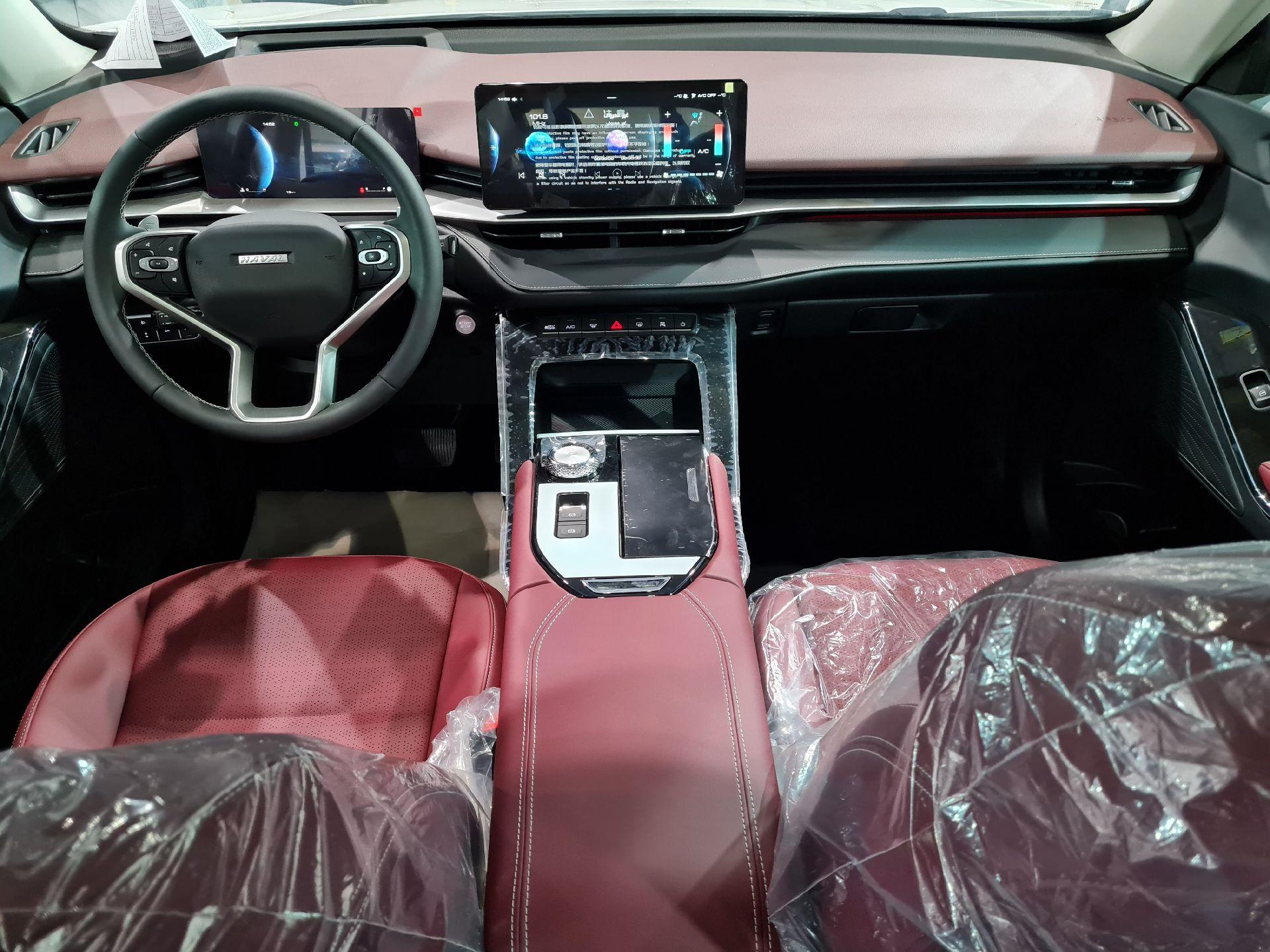 هافال H6 الشكل الجديد Premium 2022 فل سعودي للبيع في الرياض - السعودية - صورة كبيرة - 11