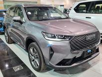 هافال H6 الشكل الجديد Premium 2022 فل سعودي للبيع في الرياض - السعودية - صورة صغيرة - 4