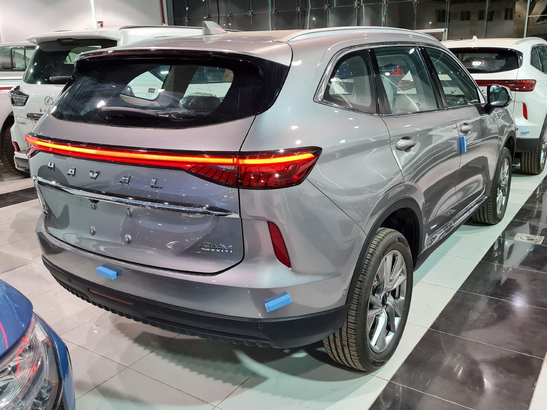 هافال H6 الشكل الجديد Premium 2022 فل سعودي للبيع في الرياض - السعودية - صورة كبيرة - 5