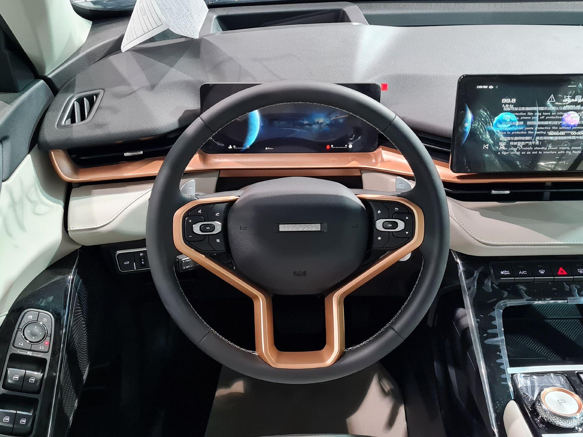 هافال H6 الشكل الجديد Premium 2022 فل سعودي للبيع في الرياض - السعودية - صورة كبيرة - 12