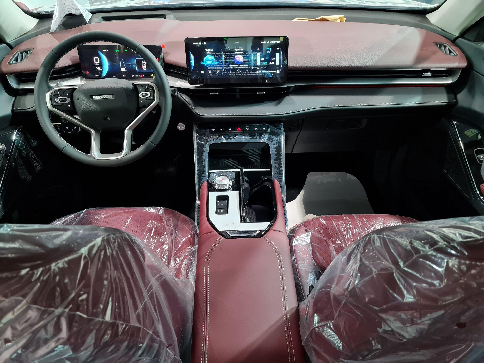 هافال H6 الشكل الجديد Premium 2022 فل سعودي للبيع في الرياض - السعودية - صورة كبيرة - 9