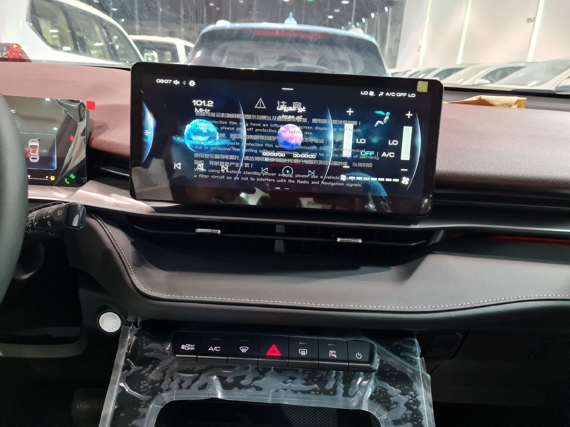 هافال H6 الشكل الجديد Premium 2022 فل سعودي للبيع في الرياض - السعودية - صورة كبيرة - 16
