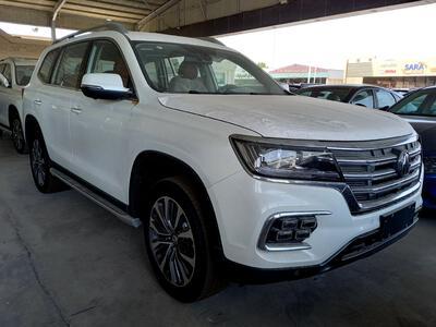 ام جي 4WD RX8 LUX 2022 فل سعودي