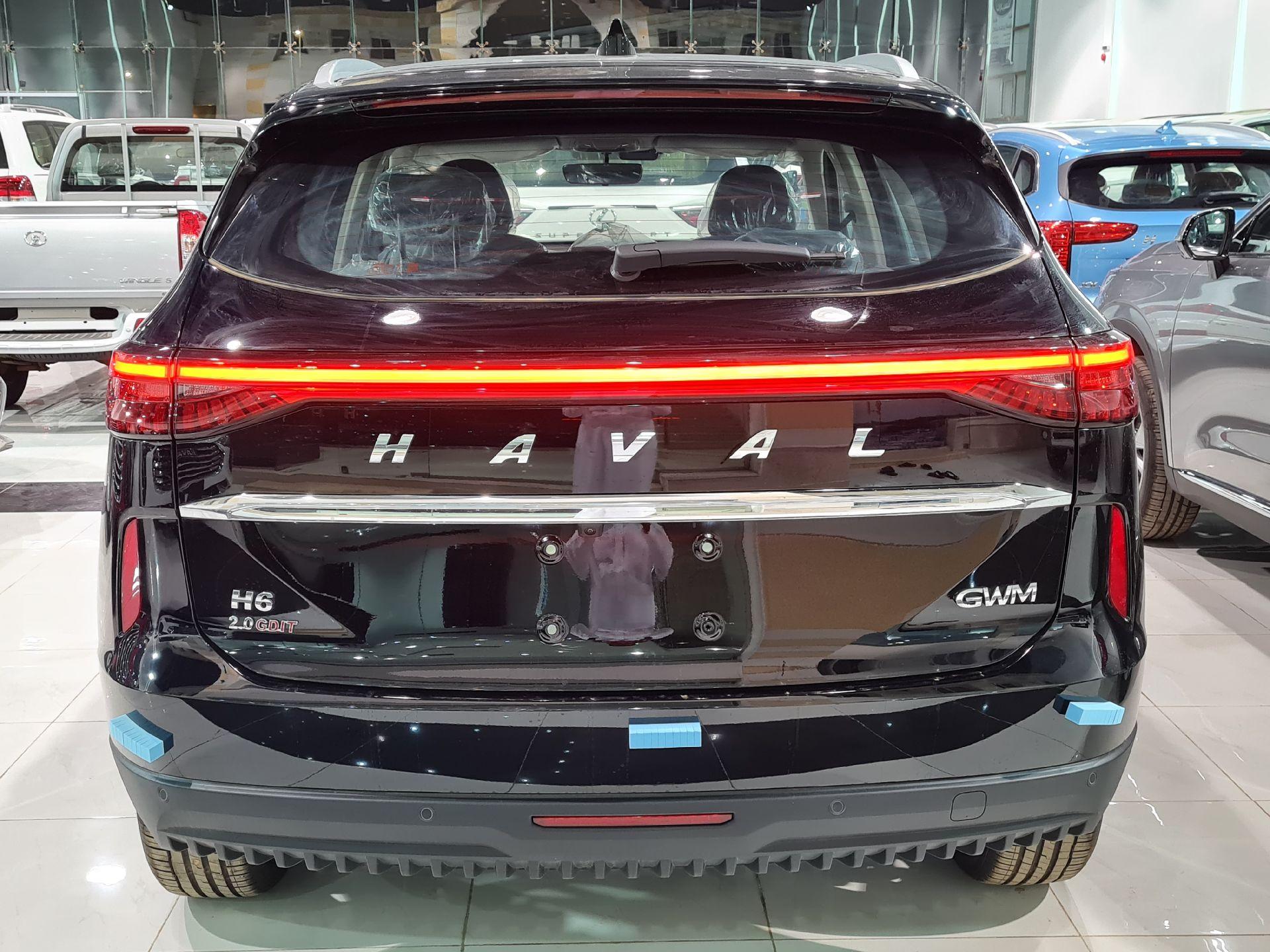 هافال H6 الشكل الجديد Basic 2022 ستاندر سعودي للبيع في الرياض - السعودية - صورة كبيرة - 6