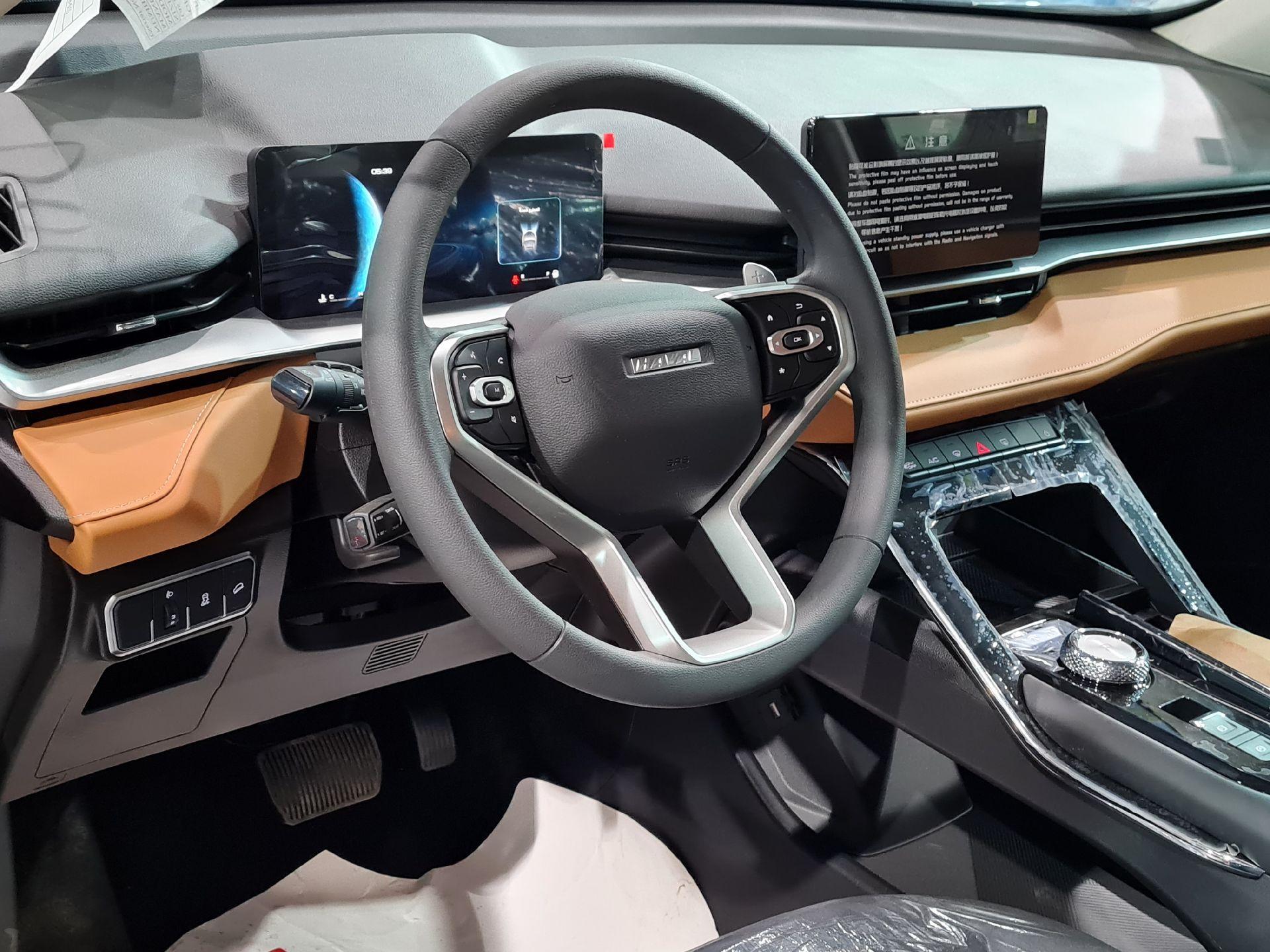 هافال H6 الشكل الجديد Basic 2022 ستاندر سعودي للبيع في الرياض - السعودية - صورة كبيرة - 15