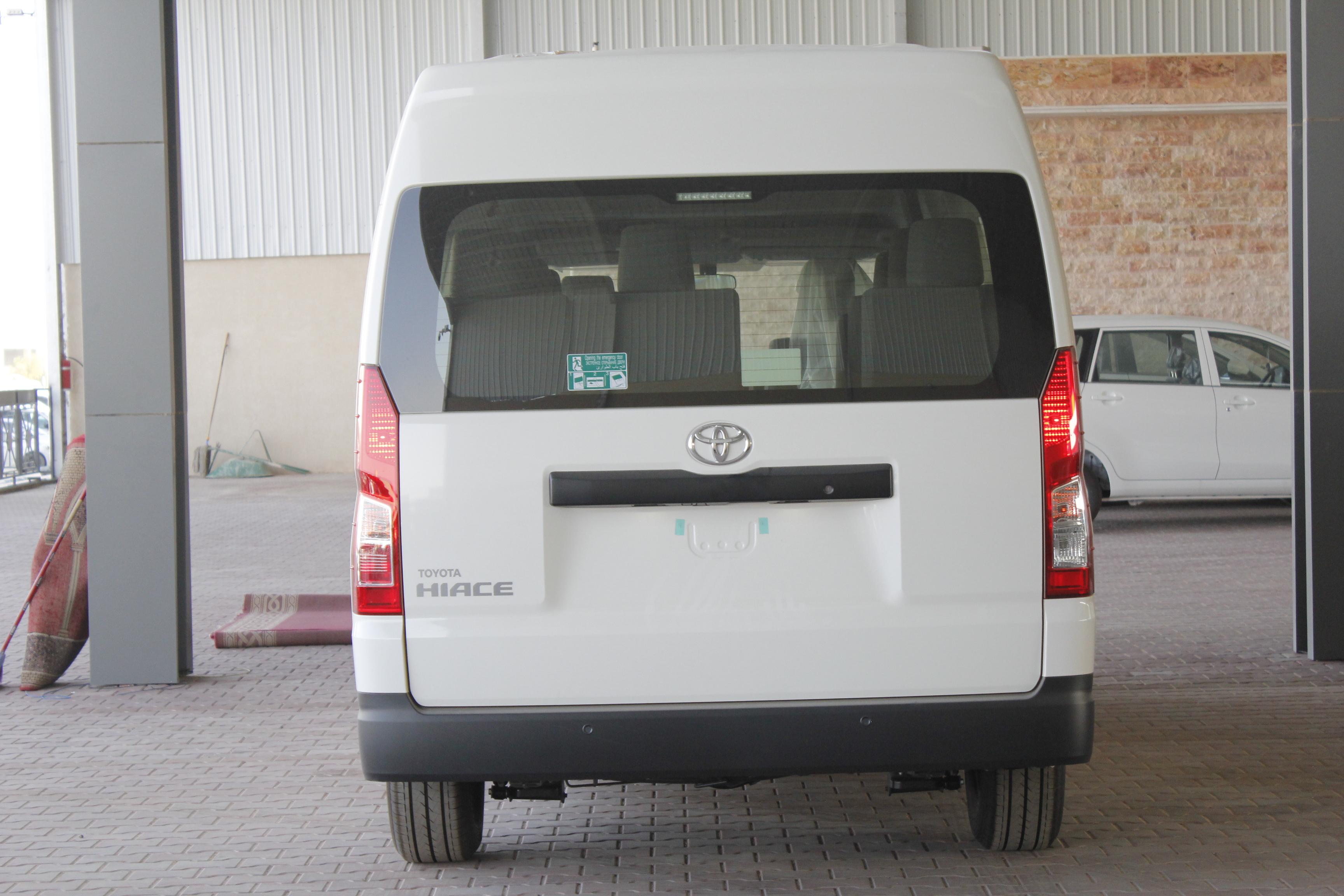 مباع - تويوتا  هايس  ركاب  2022 سعودي 13 راكب للبيع في الرياض - السعودية - صورة كبيرة - 3