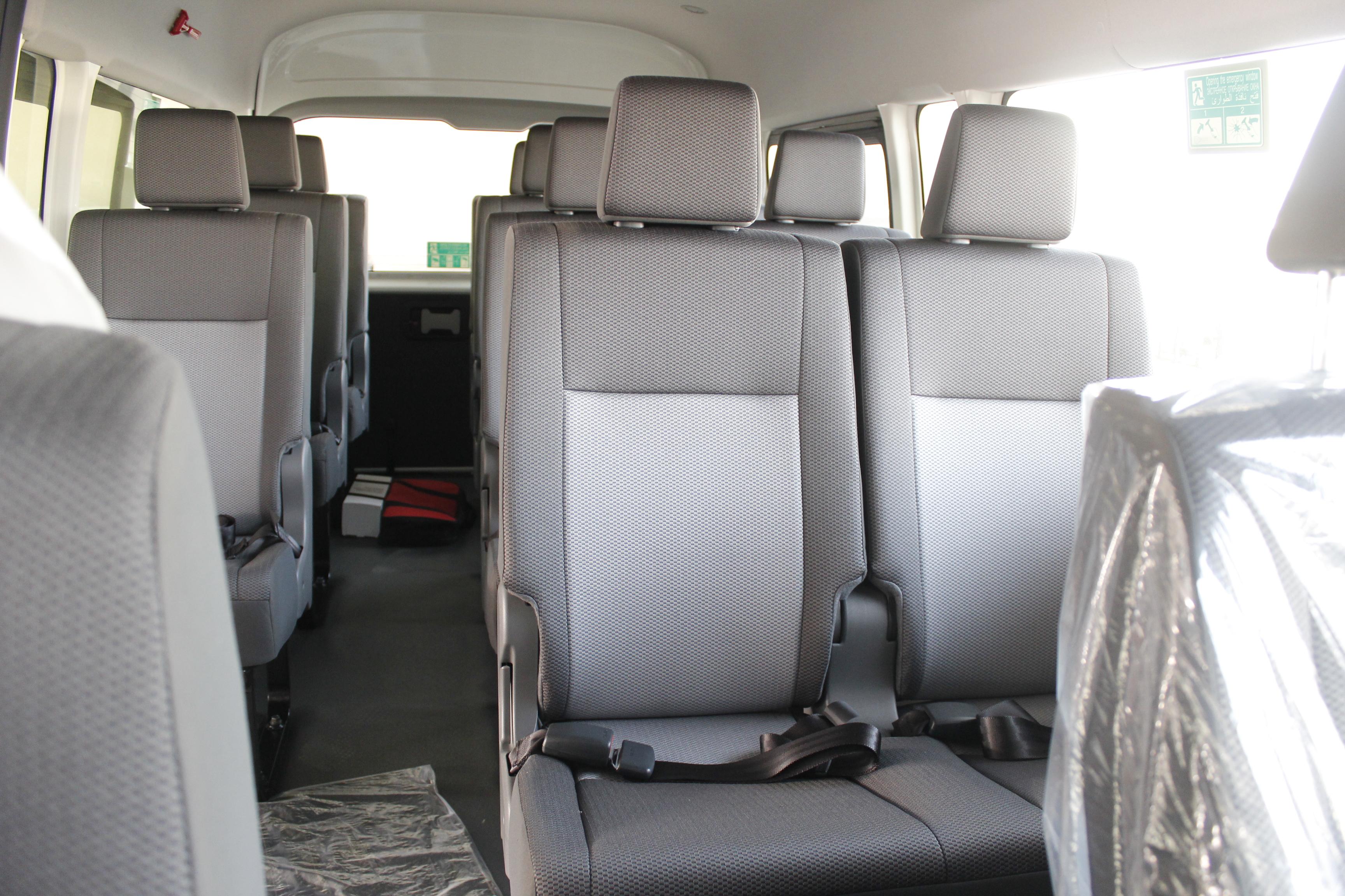 مباع - تويوتا  هايس  ركاب  2022 سعودي 13 راكب للبيع في الرياض - السعودية - صورة كبيرة - 8