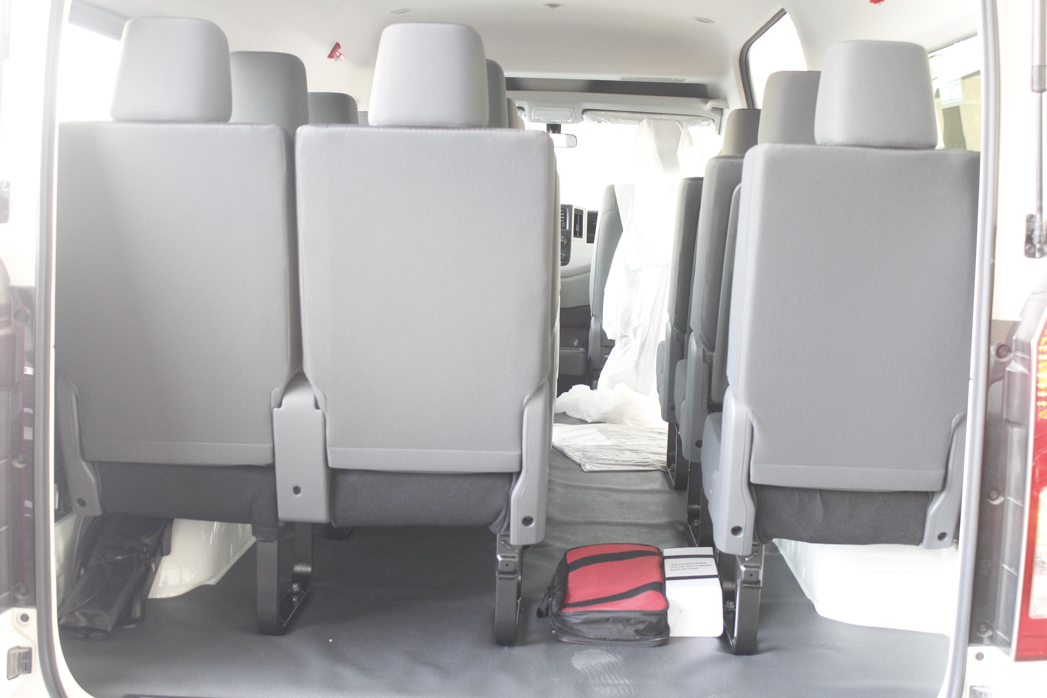 مباع - تويوتا  هايس  ركاب  2022 سعودي 13 راكب للبيع في الرياض - السعودية - صورة كبيرة - 9