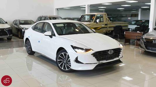 سيارة هيونداي سوناتا سمارت GLS 2022 للبيع