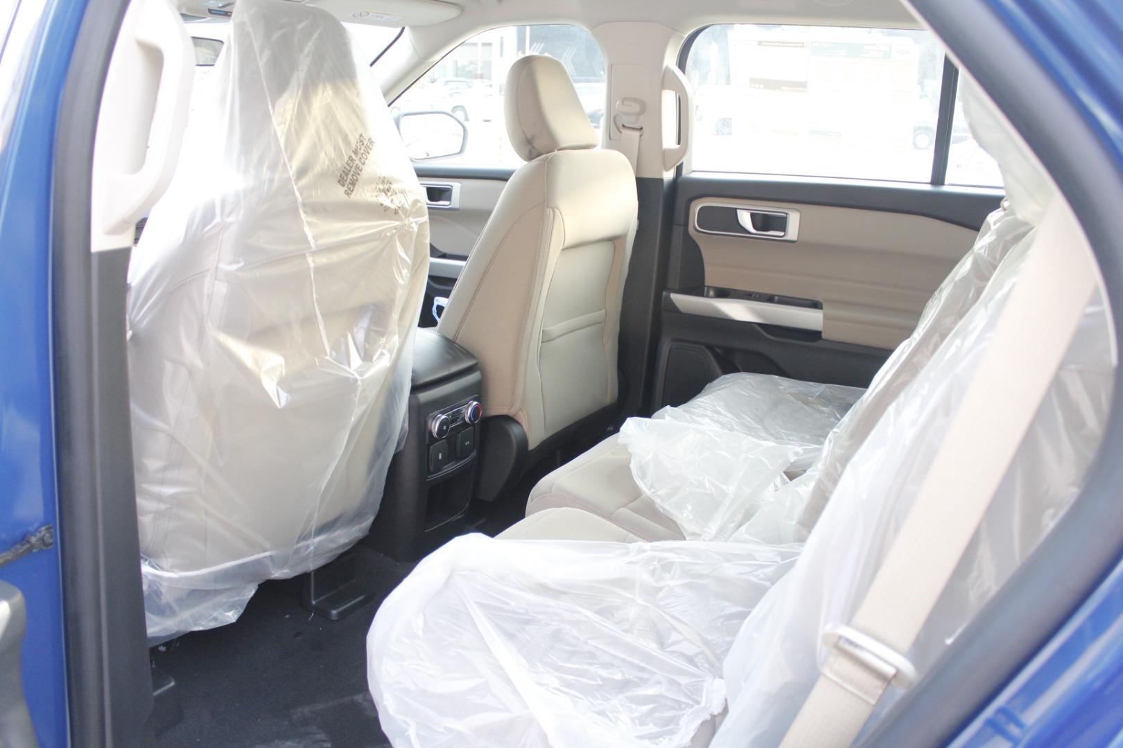 مباع - فورد  اكسبلورر  XLT  2021 دبل ايكوبوست وارد الناغي  للبيع في الرياض - السعودية - صورة كبيرة - 8