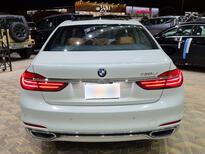 BMW الفئة السابعة 730Li 2018 فل سعودي للبيع في الرياض - السعودية - صورة صغيرة - 9