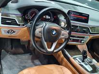BMW الفئة السابعة 730Li 2018 فل سعودي للبيع في الرياض - السعودية - صورة صغيرة - 4