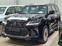 لكزس LX 570 Black Ed. 2021 فل سعودي للبيع في الرياض - السعودية - صورة صغيرة - 4