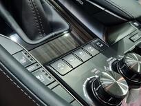 لكزس LX 570 Black Ed. 2021 فل سعودي للبيع في الرياض - السعودية - صورة صغيرة - 11