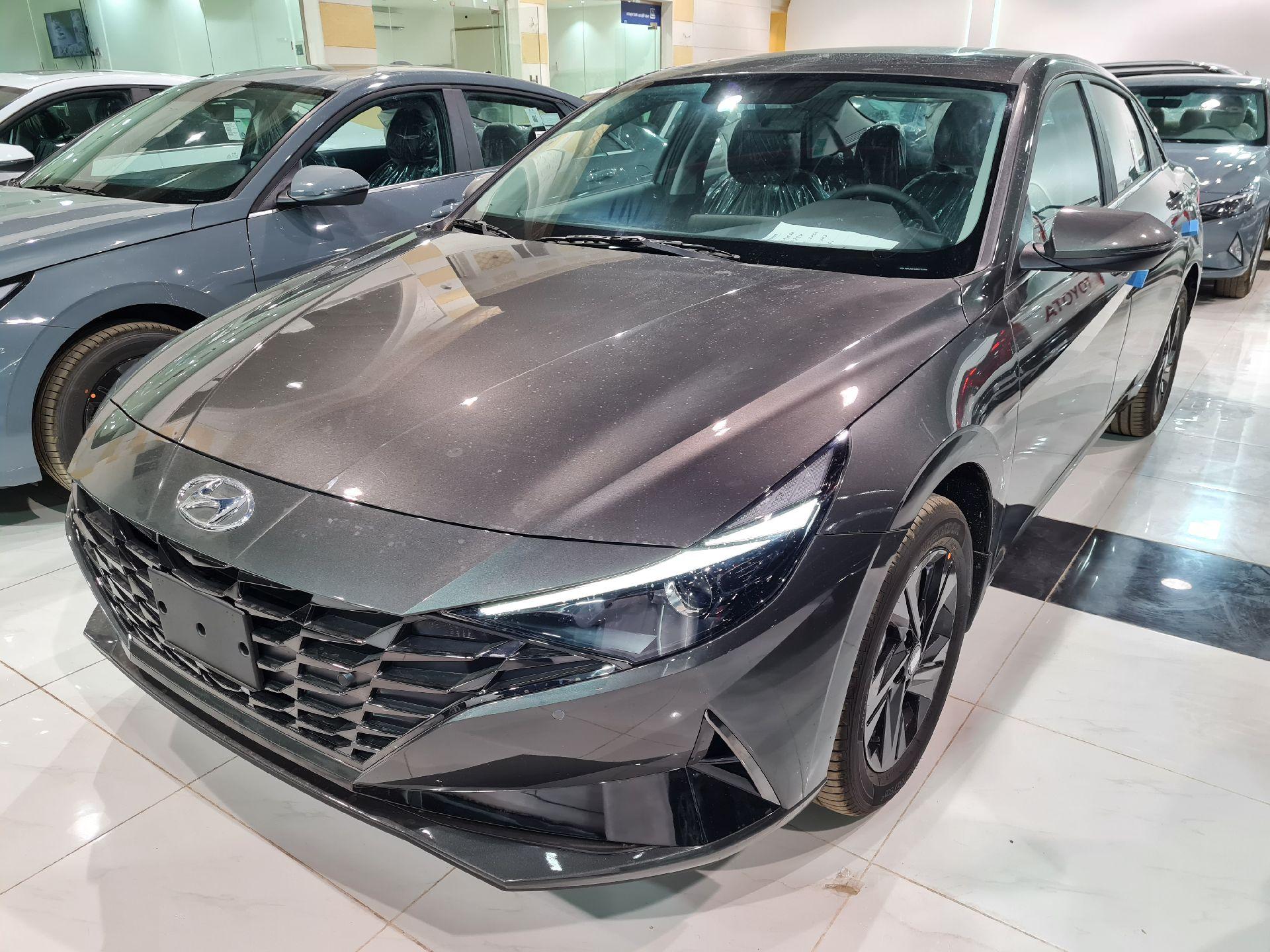 هونداي النترا 2022 للبيع للبيع في الرياض - السعودية - صورة كبيرة - 1