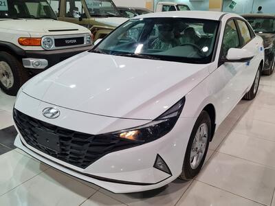 سيارة هونداي النترا  2021 ستاندر سعودي للبيع