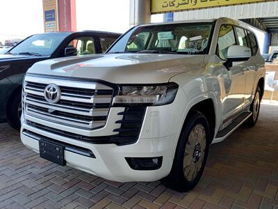 سيارة تويوتا لاندكروزر GXR-L4 2022 فل سعودي للبيع