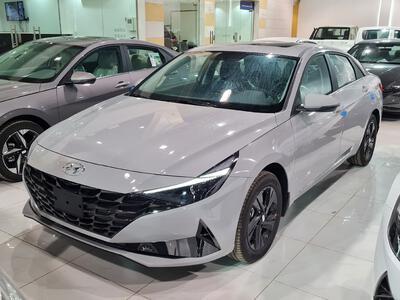 سيارة هونداي النترا 2022 بلس للبيع