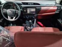 تويوتا هايلكس GL 2022  فطيمي للبيع في الرياض - السعودية - صورة صغيرة - 8
