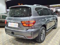 نيسان باترول بلاتينيوم 2020 فل سعودي للبيع في الرياض - السعودية - صورة صغيرة - 6
