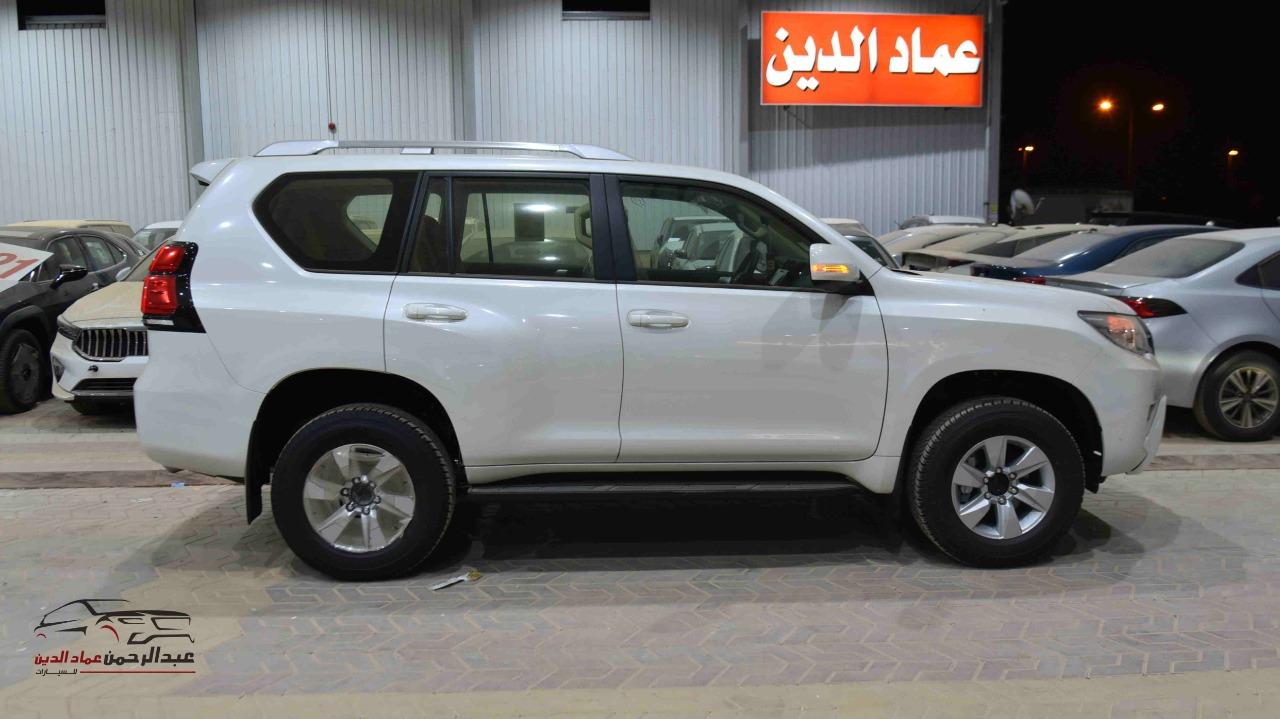 تويوتا برادو 2021 TXL1 ( سلندر 4 )  بنزين سعودي جديد للبيع في الرياض - السعودية - صورة كبيرة - 4