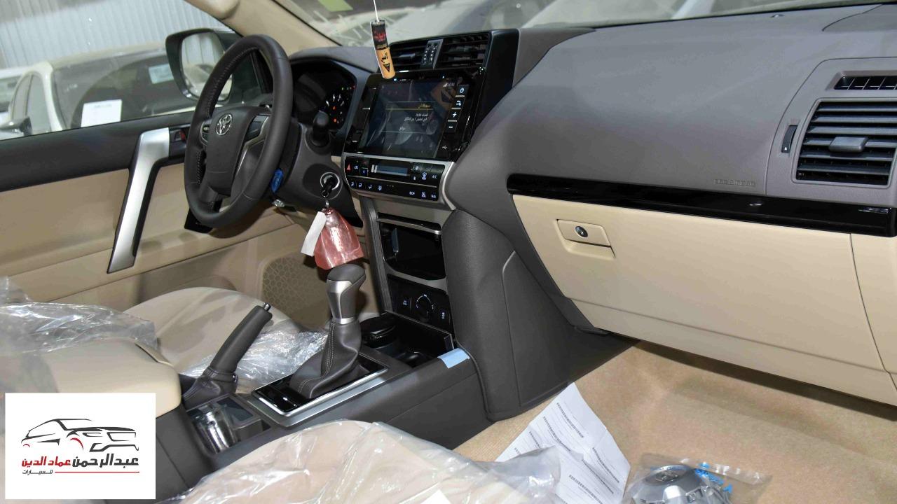 تويوتا برادو 2021 TXL1 ( سلندر 4 )  بنزين سعودي جديد للبيع في الرياض - السعودية - صورة كبيرة - 7